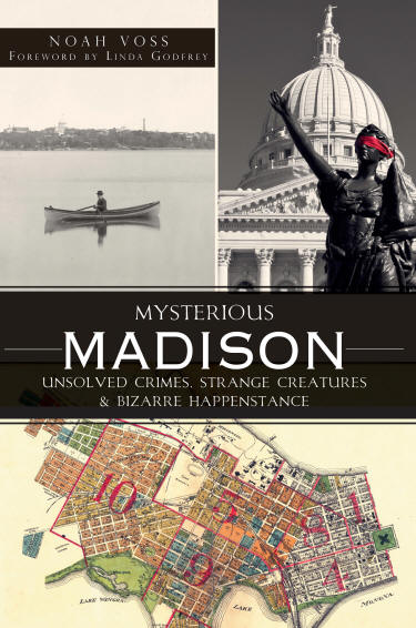 Mysterious Madison book for sale